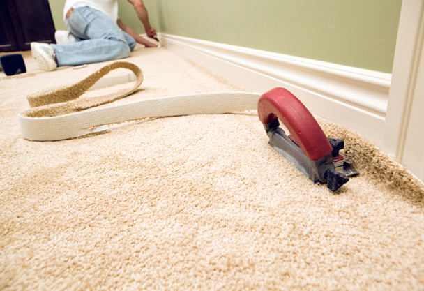 Home depot carpet installation price